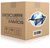 Descubre nuestros precios de envio. Por compra superior a 150€, envio gratuito.